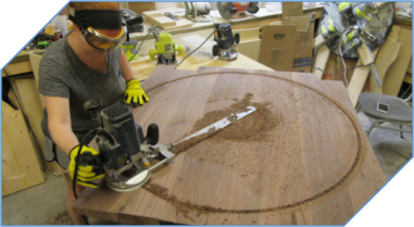Building a Lazy Susan