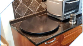 Lazy Susan for Counter Top